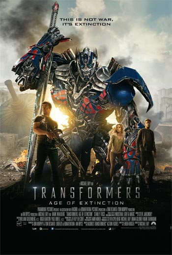 Transformers: Age of Extinction - 3D