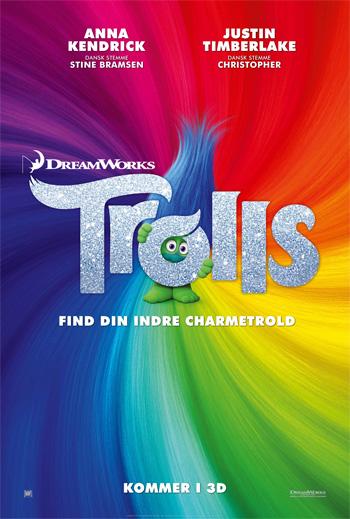 Trolls - Med dansk tale