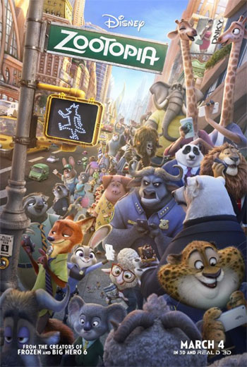 Zootropolis - Org. version - 3D