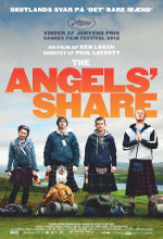 Plakat for filmen Angels' Share