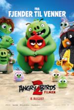 Klik her for trailer og info på 'Angry Birds 2 - Med dansk tale'