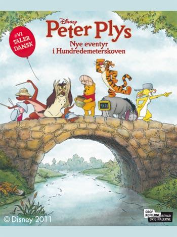 Peter Plys - Nye eventyr i Hundredemeterskoven