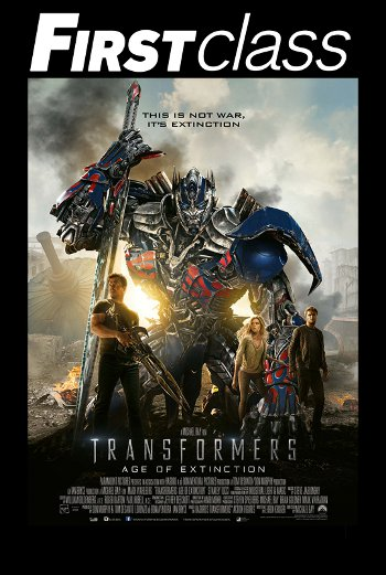Transformers: Age of Extinction 2D - First Class